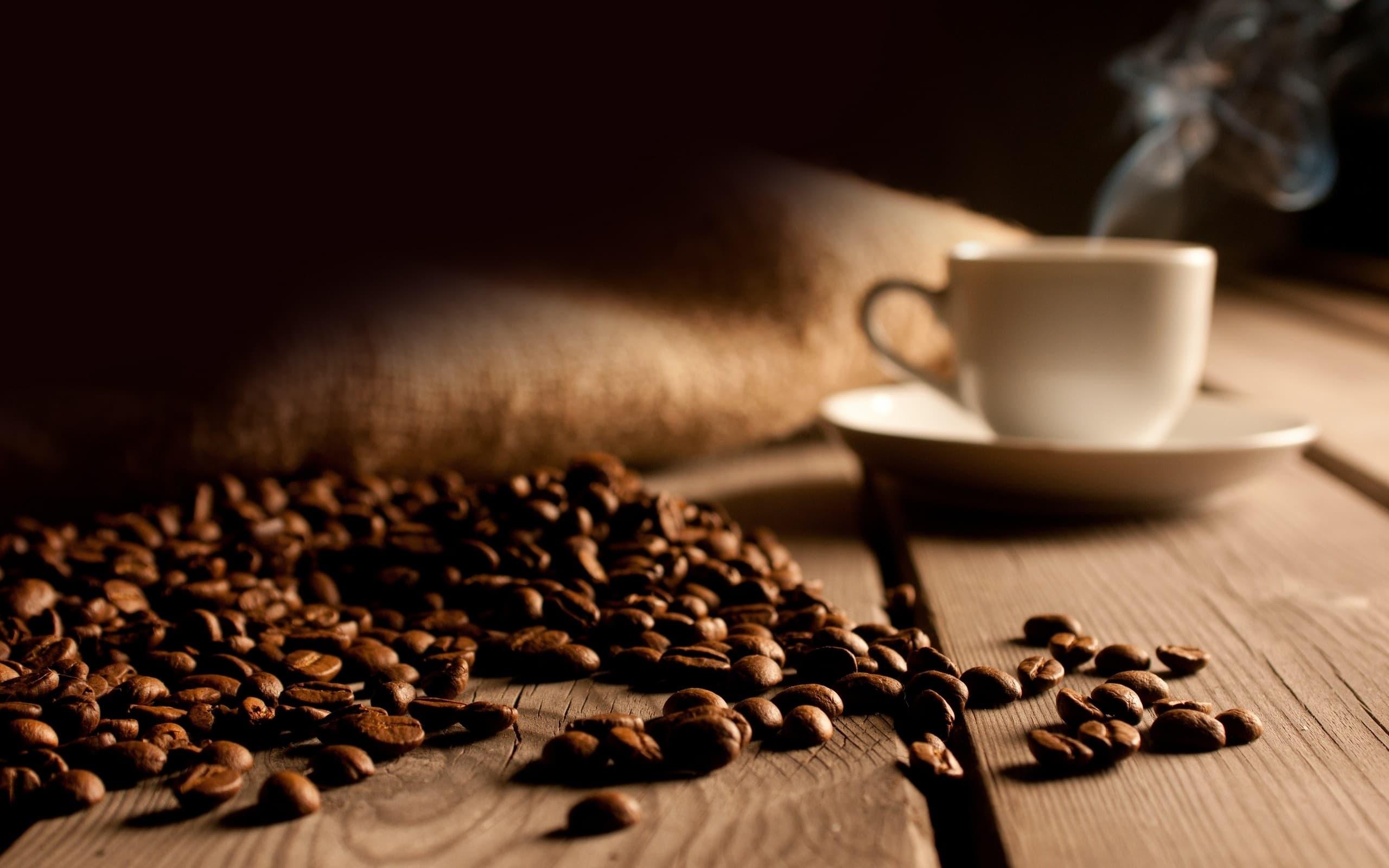 Como la taza de café