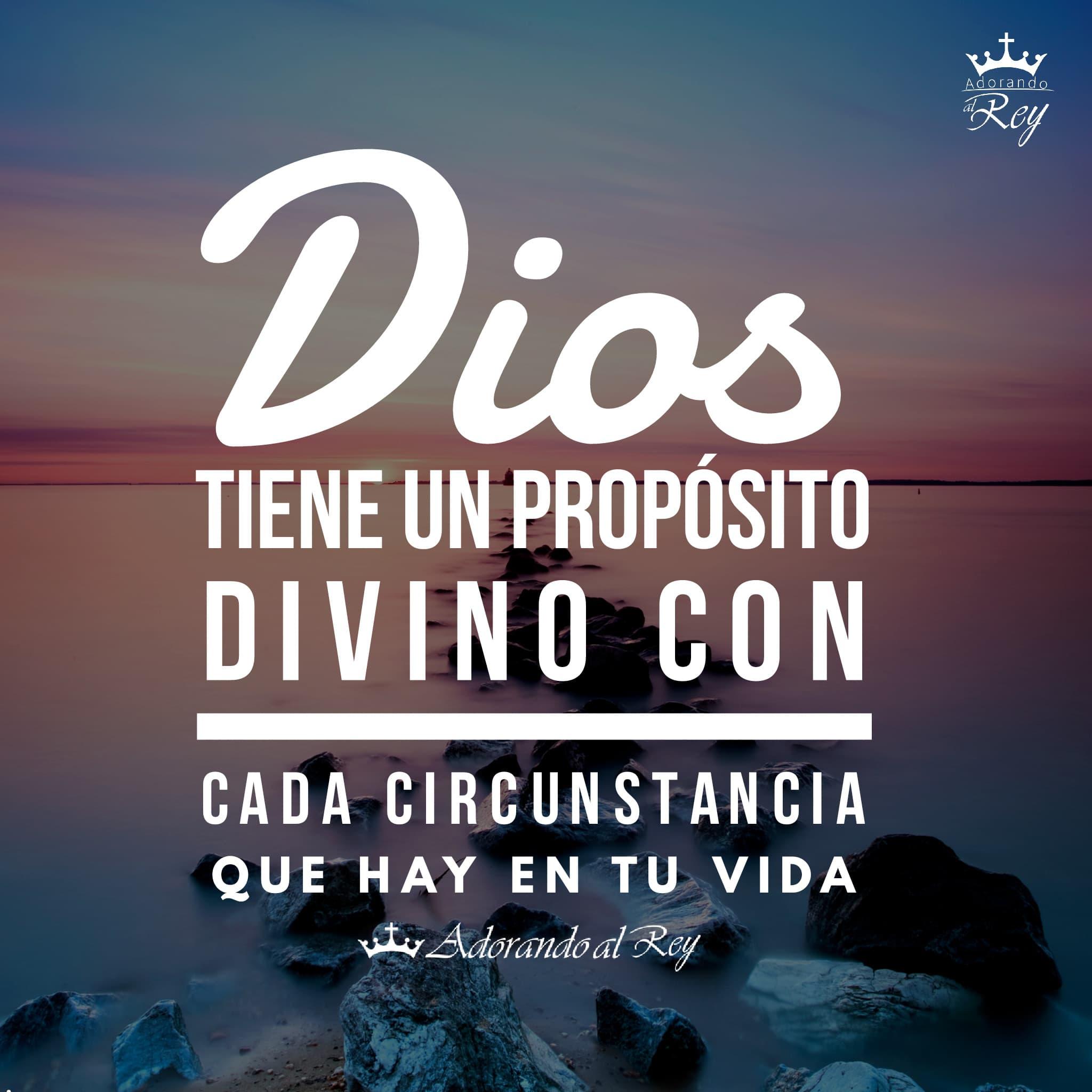 Dios tiene un proposito