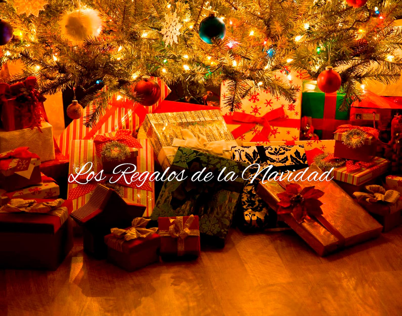 Los Regalos de la Navidad