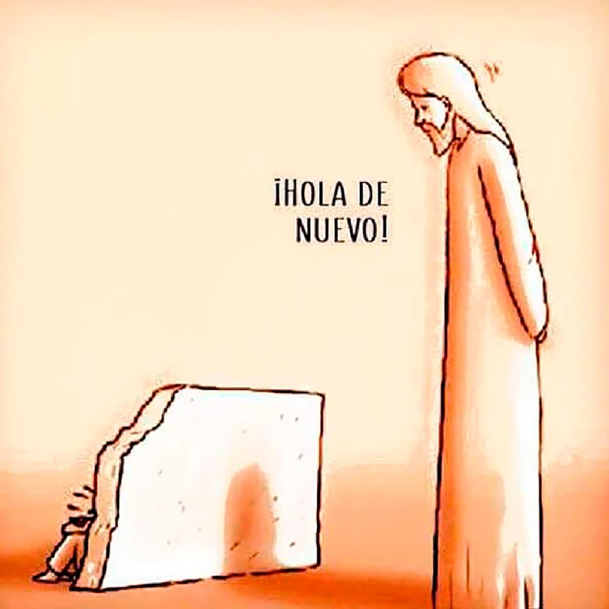Jesús siempre esta ahí