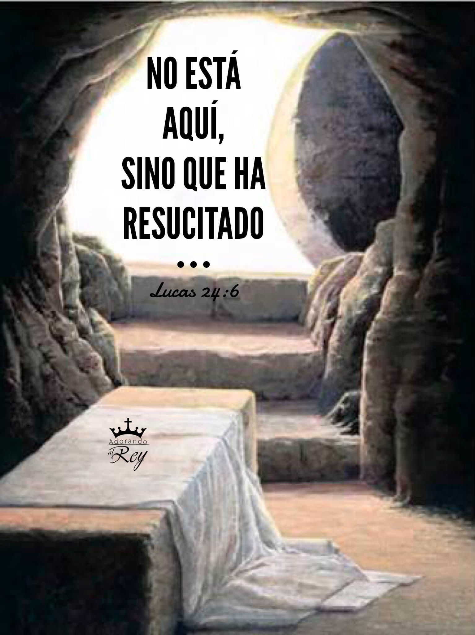 Lucas 24:6