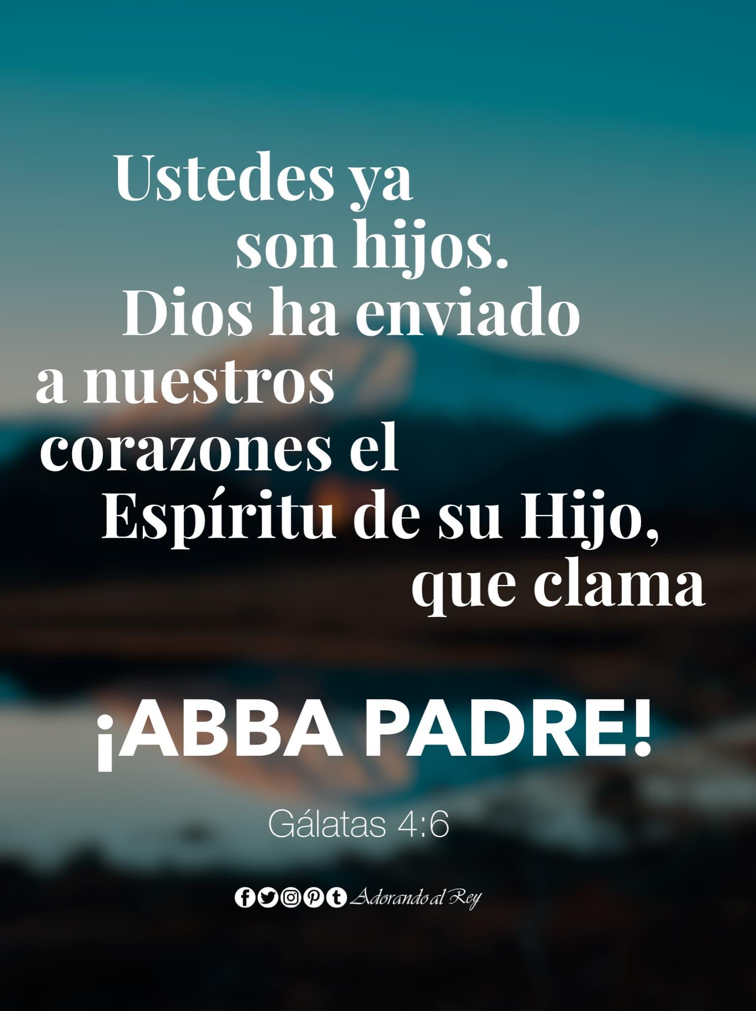 Gálatas 4:6