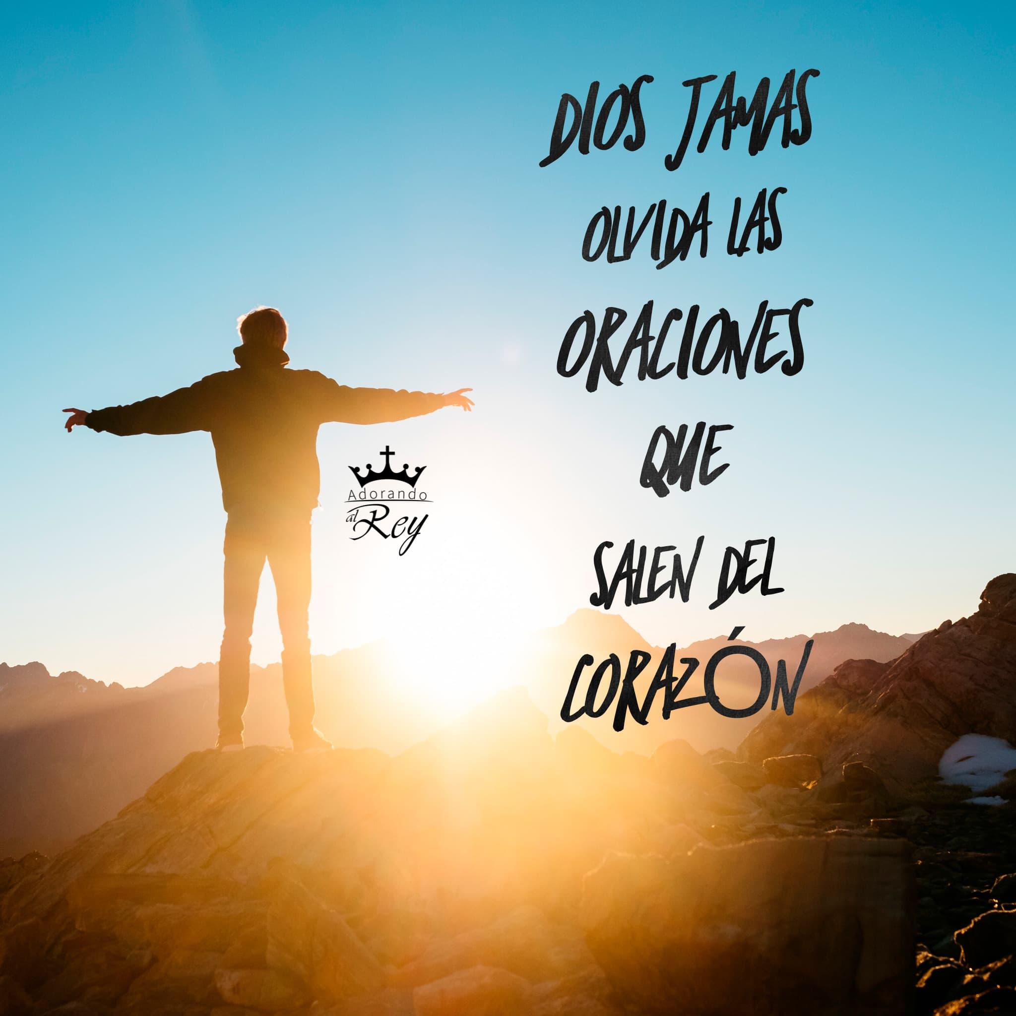 Las oraciones
