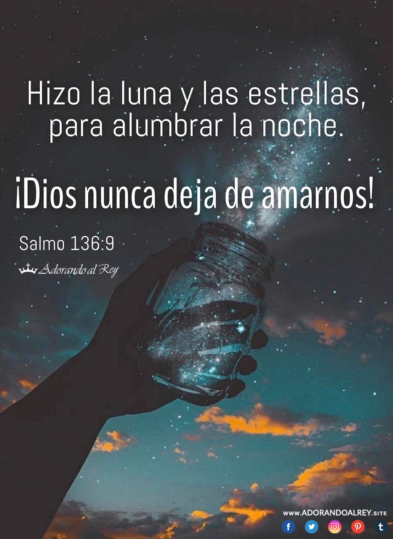 Salmo 136:9
