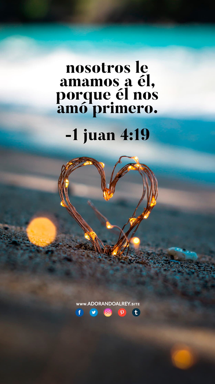 1 Juan 4:19