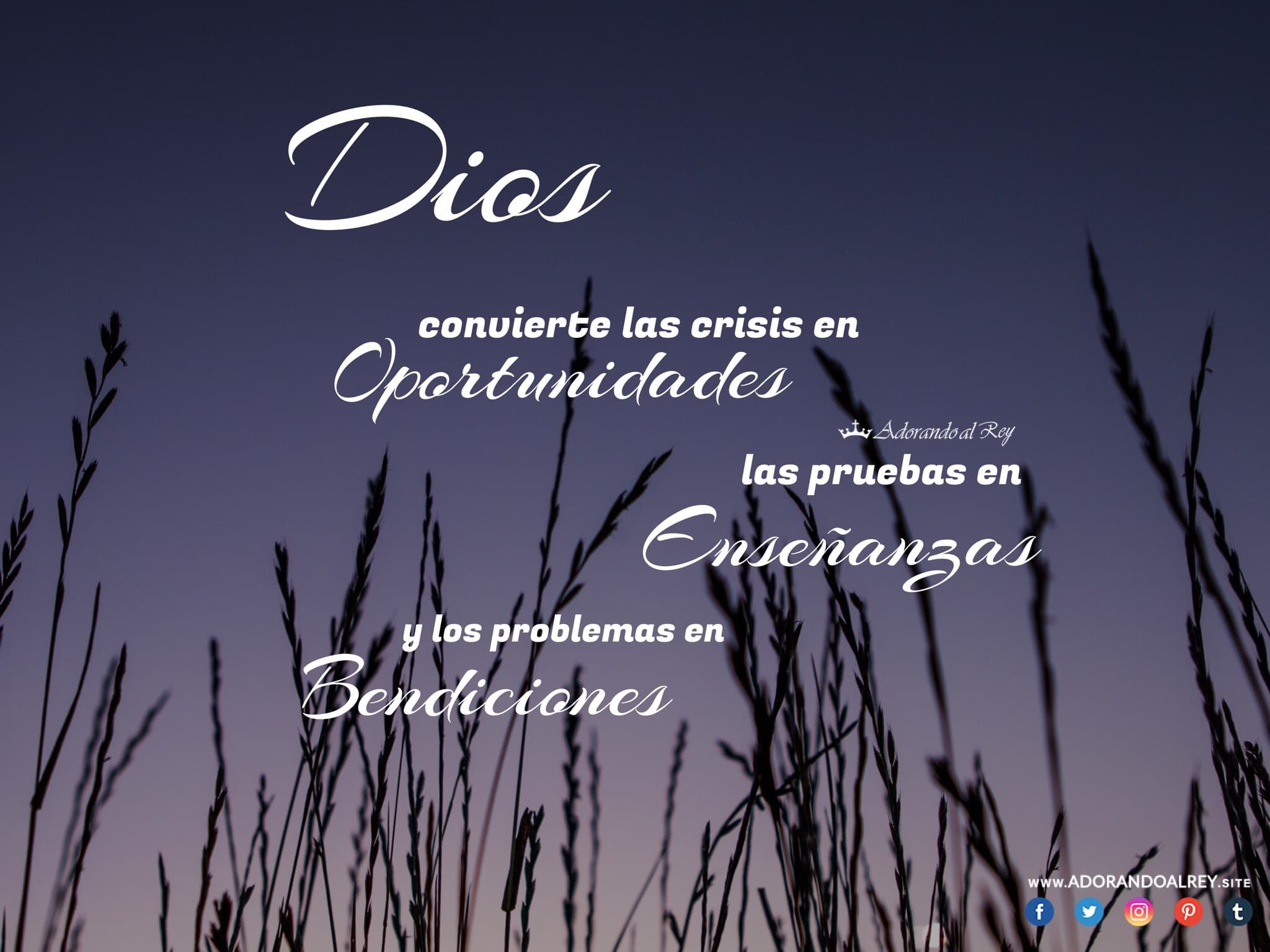 Dios convierte
