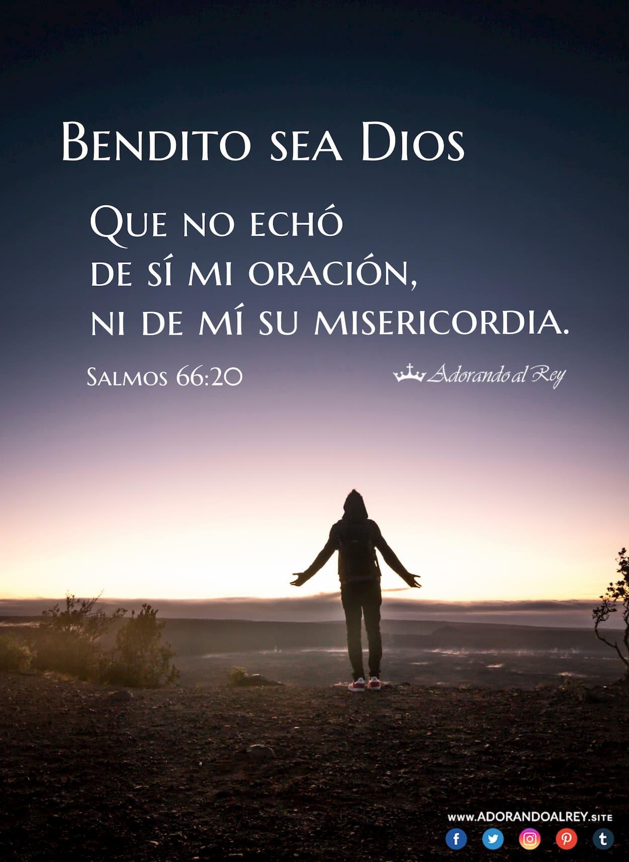 Salmo 66:20